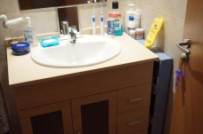 Bathroom : Before