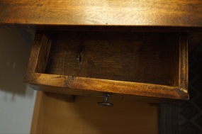 Empty drawers? A world without cramped cupboards and drawers so full they won't open. Bliss.